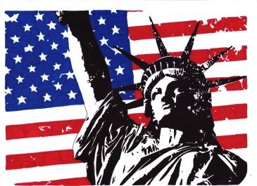 dessins-statue-de-la-liberte-drapeau-usa